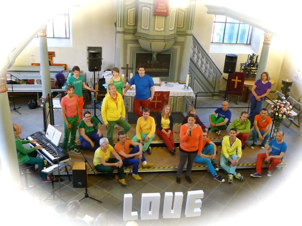 Kirchenkonzert Witzhelden 2014
