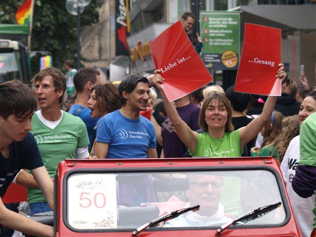 CSD Parade 2011