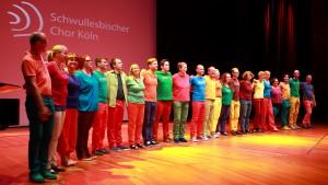 Galakonzert der Kölner Stimmfusion 2015